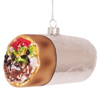Burrito Ornament