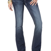 Miss Me-Sugar & Spice Gothic Cross Bootcut Jean