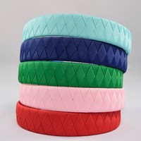 Shop Your Final Touch for high quality handmade woven headbands. Headbands fit toddlers to adults.