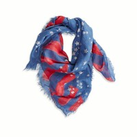 AEO STARS & STRIPES SCARF
