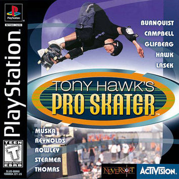 Tony Hawk - Playstation (Game Only)