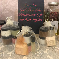 Bath & Beauty Grab Bag GiftSet - Bridesmaids gift - Gift for Her - Teachers Gift - Teen Girl - Valentine Day Gifts - Wholesale Items