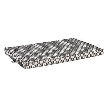 Micro Jacquard Cool Gel Memory Foam Mattress Crate Pad — Venus