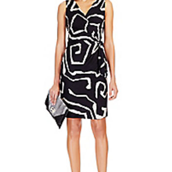 DVF Bella Sheath Dress