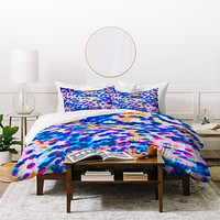 Rebecca Allen Prelude To A Dream Duvet Cover