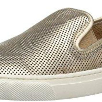 Women's Leather Fashion Sneaker 206 Collective Cooper Perforated Slip-on