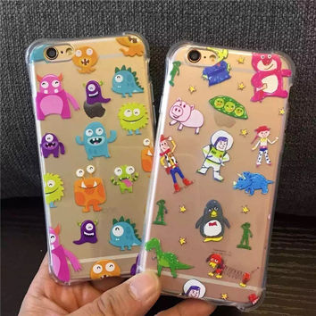 Cute Hot Sale Iphone 6/6s Stylish On Sale Hot Deal Iphone Soft Apple Phone Case [6034061569]