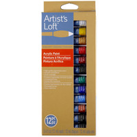 Artist's Loft™ Fundamentals™ Acrylic Paints