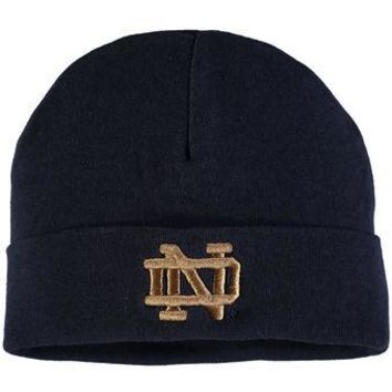 Notre Dame Fighting Irish Top of the World Simple Cuffed Knit Hat