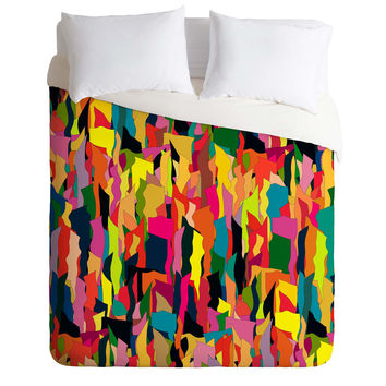 Sharon Turner Riot Duvet Cover