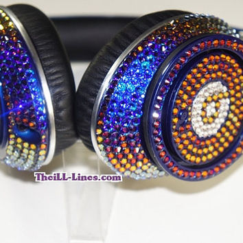 Customized Beats by Dre Headphones   Celebrity Status