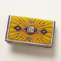Margao Velvet Clutch