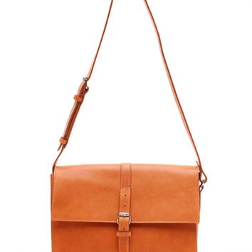 APC Minimal camel brown leather hobo bag NEW with tag Retail price 380€