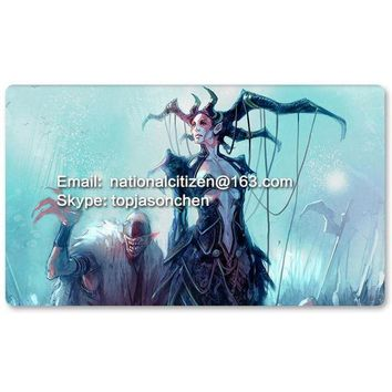 ESBONIS Many Playmat Choices -Kalastria Highborn- MTG Board Game Mat Table Mat for Magical Mouse Mat the Gathering 60 x 35CM