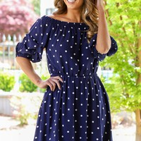 On The Dot Dress | Monday Dress