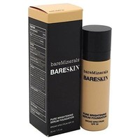 bareMinerals Pure Brightening Serum SPF 20, Bare Ivory 04, 1 FL Ounce