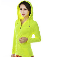 Women's Essentials Neon Breathable Quick Dry Hoodie