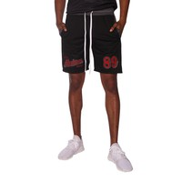Hooligans Vintage FC Shorts Black