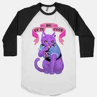 Up to No Good Pastel Goth Kitty | T-Shirts, Tank Tops, Sweatshirts and Hoodies | HUMAN