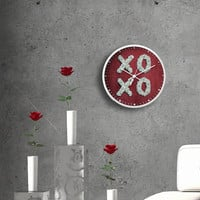 MODERN WALL CLOCK, Art Wall Clock, Unique Wall Clock