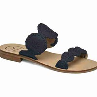 Lauren Sandal Midnight - Jack Rogers USA