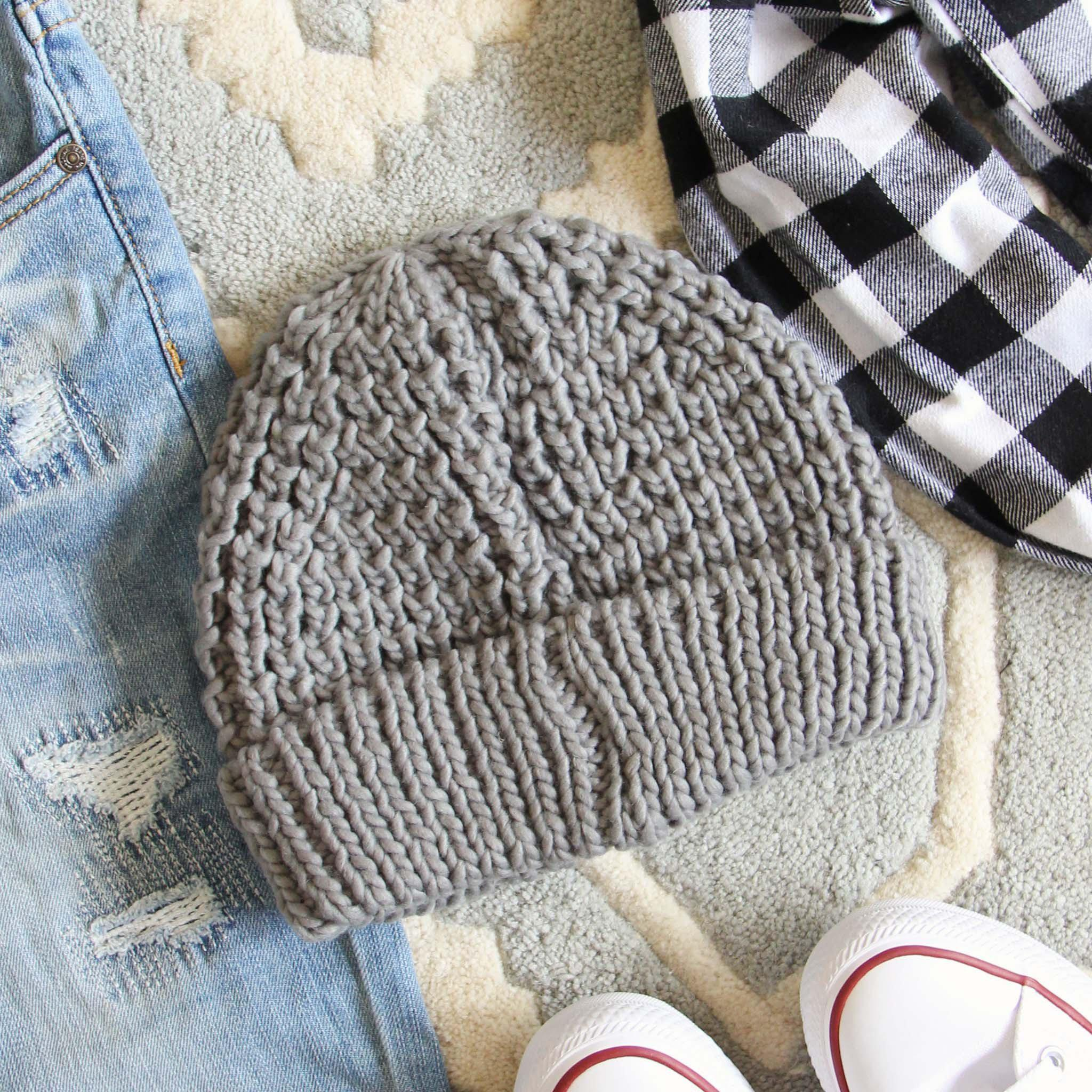 7aedb57677b The Lake Easton Beanie in Gray from Spool No.72