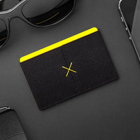 Slim Wallet - Black