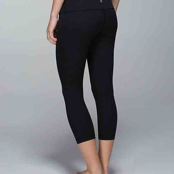 wunder under crop ii * full-on luxtreme | women's crops | lululemon athletica