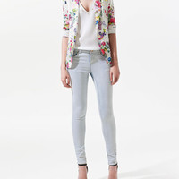 PRINTED JOGGING BLAZER - Woman - New this week - ZARA United States