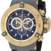 Invicta Men's 0930 Anatomic Subaqua Collection Chronograph Watch: Watches: Amazon.com