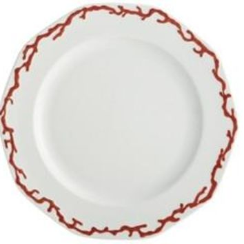 MOTTAHEDEH Barriera Corallina Red Dinnerware Collection