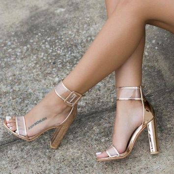 Women Sandals 10cm Heels Shoes Sexy Transparent Clear Sandalias Mujer For Ladies Pumps