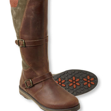 Women's Park Ridge Casual Boots, Tall | L.L.Bean