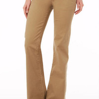 Twill Extend-Tab Trouser