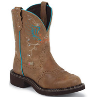 L9603 Women's Gypsy Western Justin Boots from Bootbay, Internet's Best Selection of Work, Outdoor, Western Boots and Shoes.