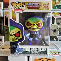 Funko Masters of the Universe Pop! Television Battle Armor Skeletor Vinyl Figure