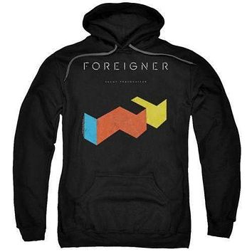 Foreigner Agent Provocateur Adult Pullover Hoodie