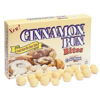 Cinnamon Bun Bites Candy Theater Size Packs: 12-Piece Box