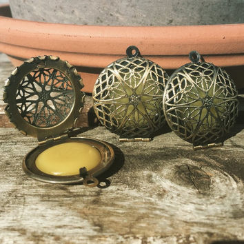 Gypsy Perfume Locket