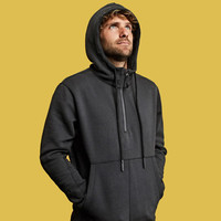 100 Year Hoodie in Granite - the world's toughest hoodie
