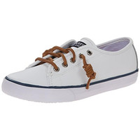Sperry Girls Seacoast Leather Sneakers