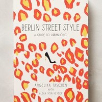 Berlin Street Style by Anthropologie Multi One Size House & Home