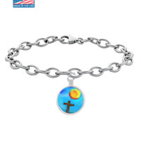 "Amazing ""Faith Bracelet"" Cross Products by Rossouw. Jewelry."