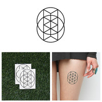 Tryst - Temporary Tattoo (Set of 2)