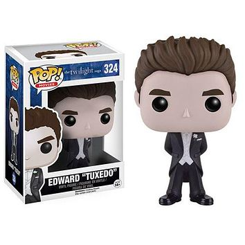 Twilight Edward Cullen Tuxedo Version Pop! Vinyl Figure