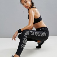 Nike Training Power Graphic Leggings at asos.com