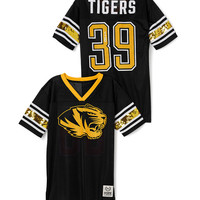 University of Missouri Mesh Bling Boyfriend Jersey