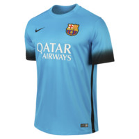 Nike 2015/16 FC Barcelona Night Rising Stadium Men's Soccer Jersey