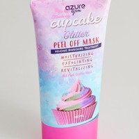 Strawberry Cupcake Glitter Peel Off Face Mask