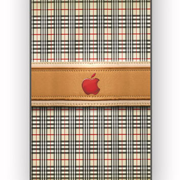 Burberry Inspired Designer for iPhone 4/4S Case **